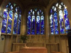 South Ambulatory Chapel Window by Tom Denny, 1993