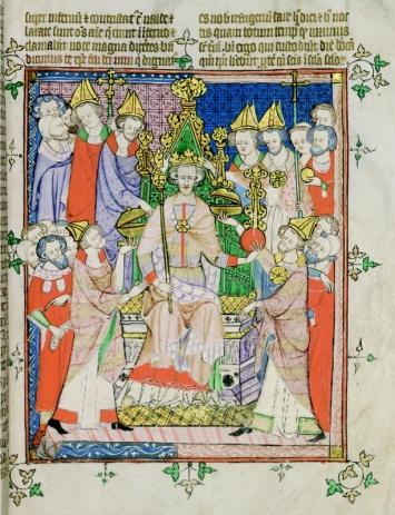 Edward-II-Coronation