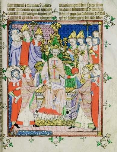 Edward-II-Coronation