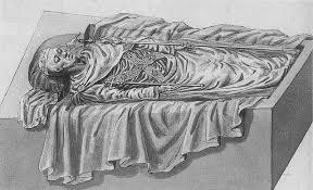Edward I Tomb Opening