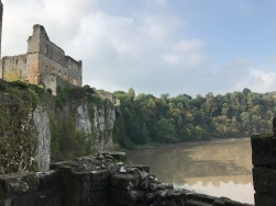 The Limestone Cliffs